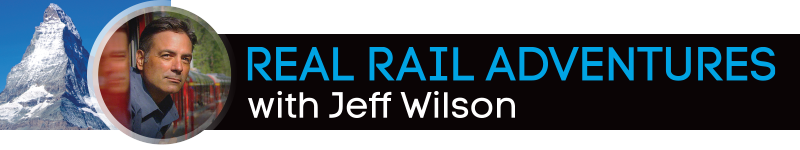 Real Rail Adventures with Jeff Wilson